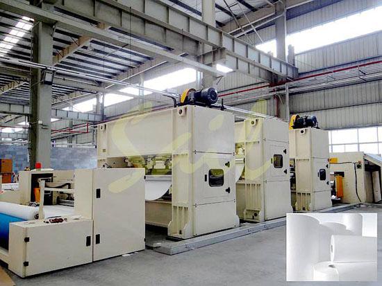 过滤材料生产线